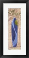Framed Surf Panel IV - mini