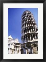 Framed Leaning Tower  Pisa, Italy