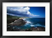 Framed Oahu Hawaii USA