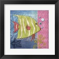 Fantasy Reef II Framed Print