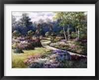 Framed Garden Trellis