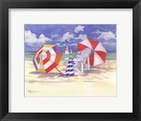 Sunnyside Beach Framed Print