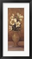 Framed Flores III
