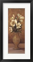 Flores III Framed Print