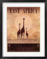 Framed East Africa