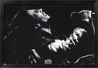 Framed Bob Marley - Live