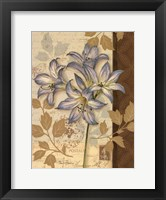 Chelsea Blue II - mini Framed Print