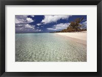 Deep Creek Shoreline Framed Print