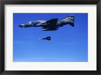 Framed South Korea: F-4E Phantom II