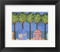 Framed Bahama Breeze - mini