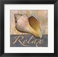 Relax Framed Print