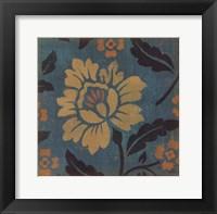 Estampes Floraux VIII Framed Print