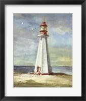 Lighthouse III Framed Print