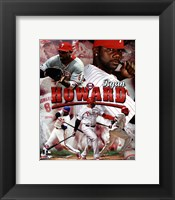 Framed Ryan Howard 2011 Portrait Plus