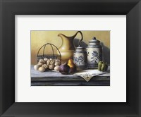 Country Kitchen I Framed Print