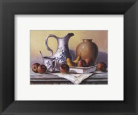 Country Kitchen III Framed Print