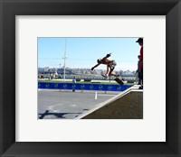 Framed Skate Flip