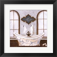 Framed Villa Bath I