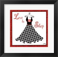 Framed Love to Shop