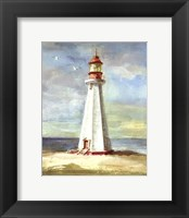 Lighthouse III Framed Print