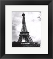 Eiffel Tower II Framed Print