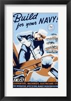 Framed Build for your Navy!