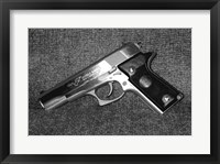Framed Colt Double Eagle