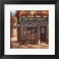 Wine Shop Framed Print