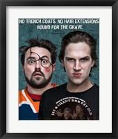 Framed Jay & Silent Bob Get Old