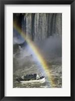 Framed Niagara Falls Ontario Canada