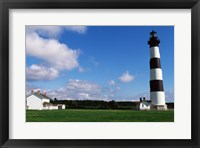 Framed Bodie Island Lighthouse Cape Hatteras National Seashore North Carolina USA