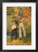 Framed Make American History