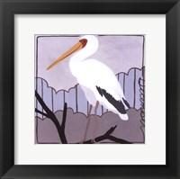 Framed Avian December
