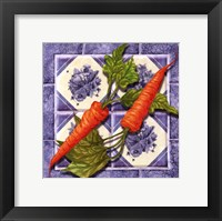 Framed Carrot Tile
