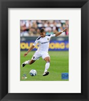 Framed Sean Franklin 2011 Action