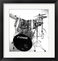 Framed Drum Set
