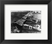 Framed Albatos D.III  Squadron