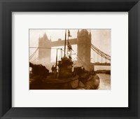 Framed National Archief Uboat 155 London