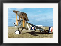 Framed Sopwith F-1 Camel USAF