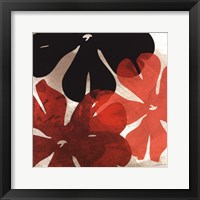 Bloomer Tiles IV Framed Print