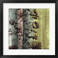 Framed Painted Botanical II