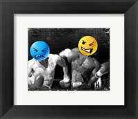 Framed Knock Out