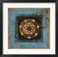 Exotic Medallion II Framed Print