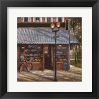 Framed Pastry Shop