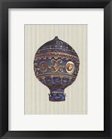 Framed Vintage Ballooning I