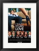 Framed Crazy, Stupid, Love.
