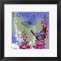 Framed Butterflies Inspire IV
