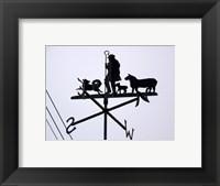 Framed Weathervane, Luton