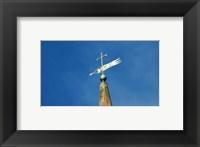 Framed Weathervane, St Malachi's