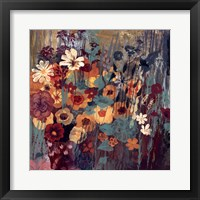 Framed Floral Frenzy II